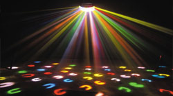 disco lights and equipment to hire for parties and events in Norwich, Norfolk