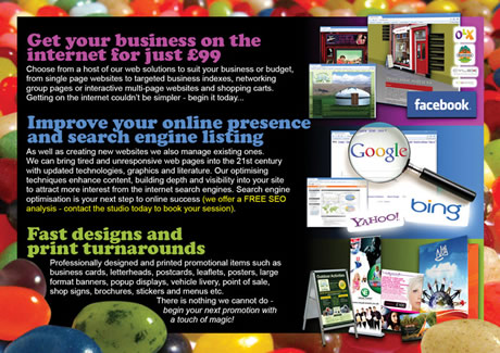 Website design service Norwich